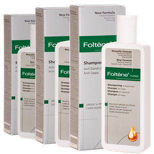 Picture of Foltène Anti-Dandruff Shampoo (3 Pack)